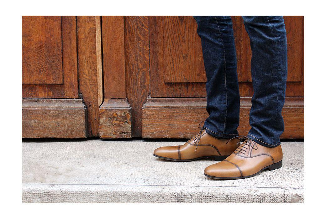 311857a8f7f Soldes Chaussure homme Richelieus Durham - Soldes Chaussures Ville homme -  Bexley