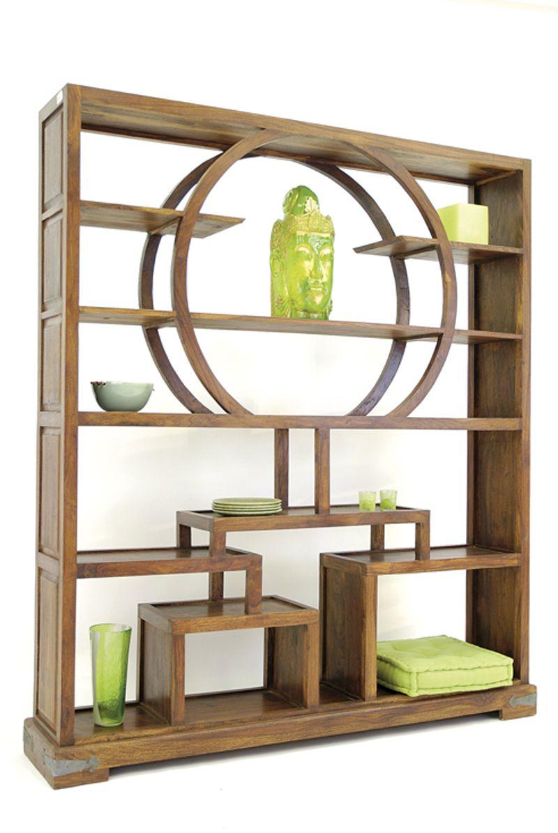 etag re en bois de palissandre massif accessories. Black Bedroom Furniture Sets. Home Design Ideas