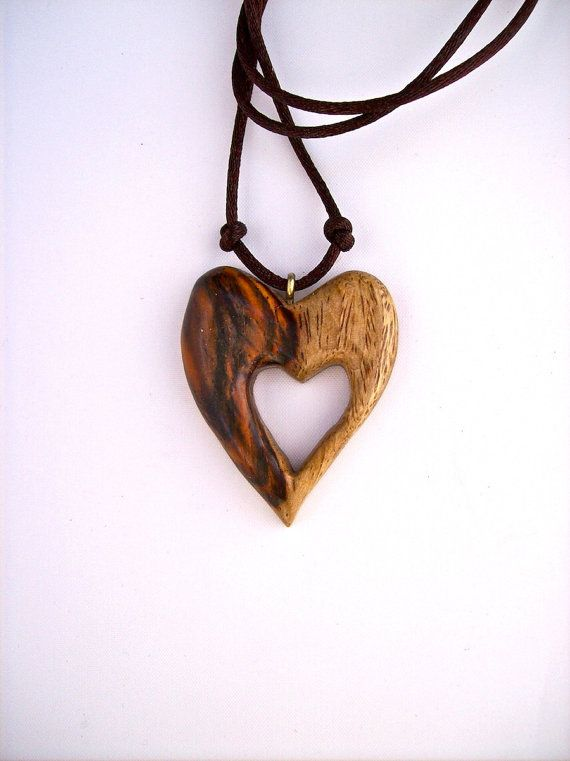 Wood Pendant By Gatewayalpha Head Over To Www Facebook Com Novawoodworking And Share Your Valentine S Day Ideas Wood Jewellery Wooden Jewelry Wooden Jewelery