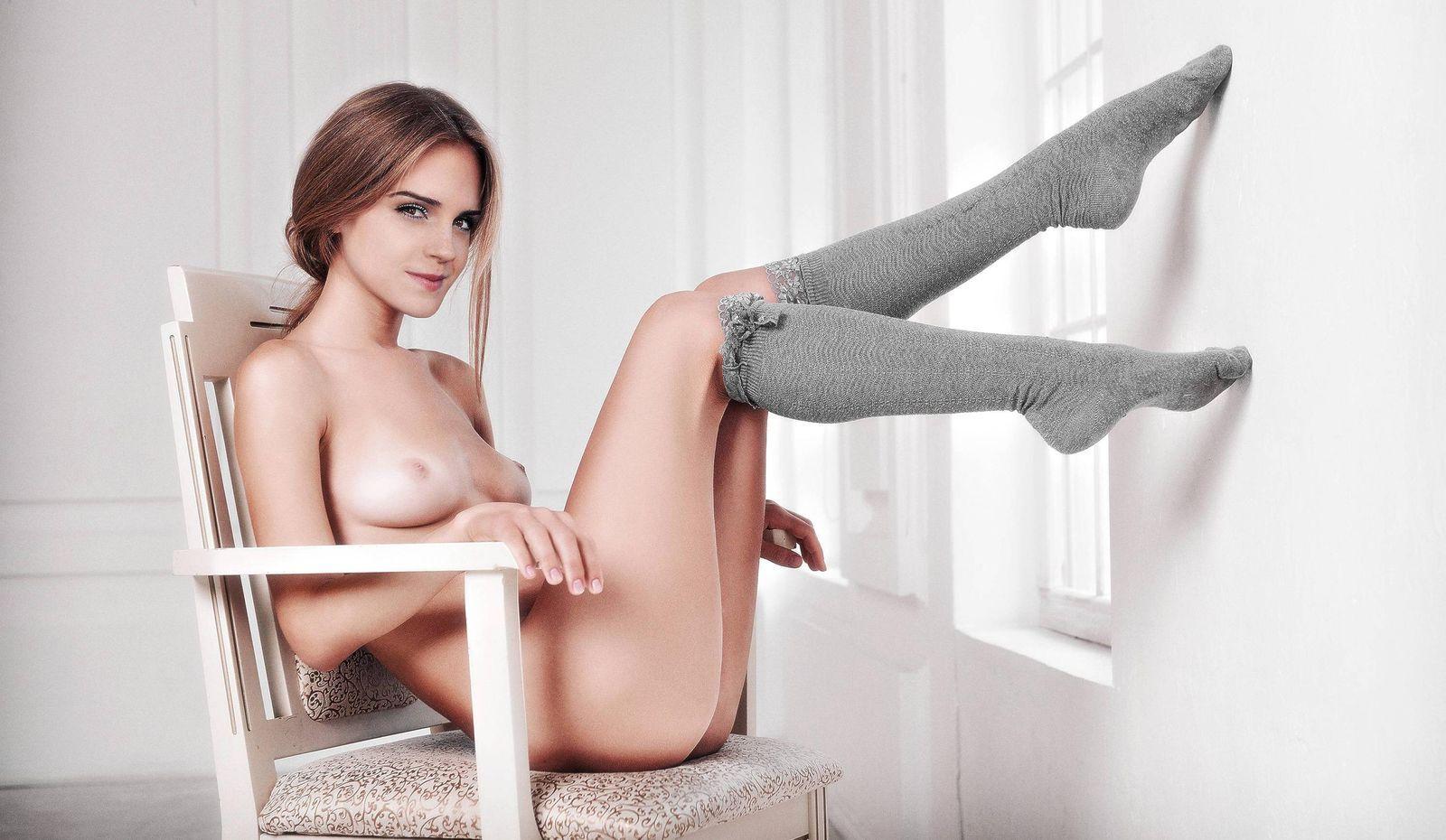 Hermione granger fake naked #9