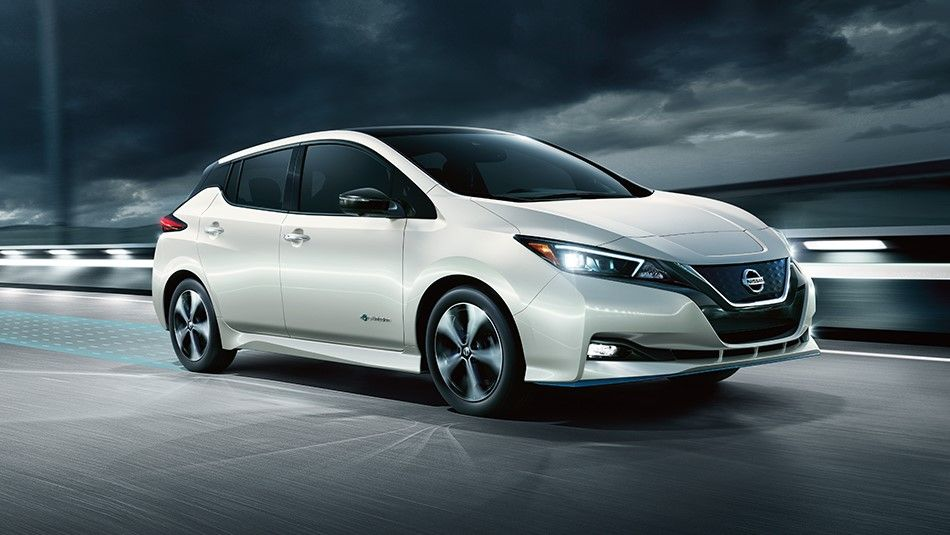 Nissan Leaf The Electric Green City Car Nissan Leaf Nissan Nissan Electric