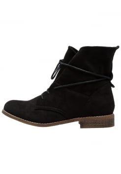 474ea0ee1d3319 Anna Field - Bottines à lacets - black | moda/pomysly/zakupy ...
