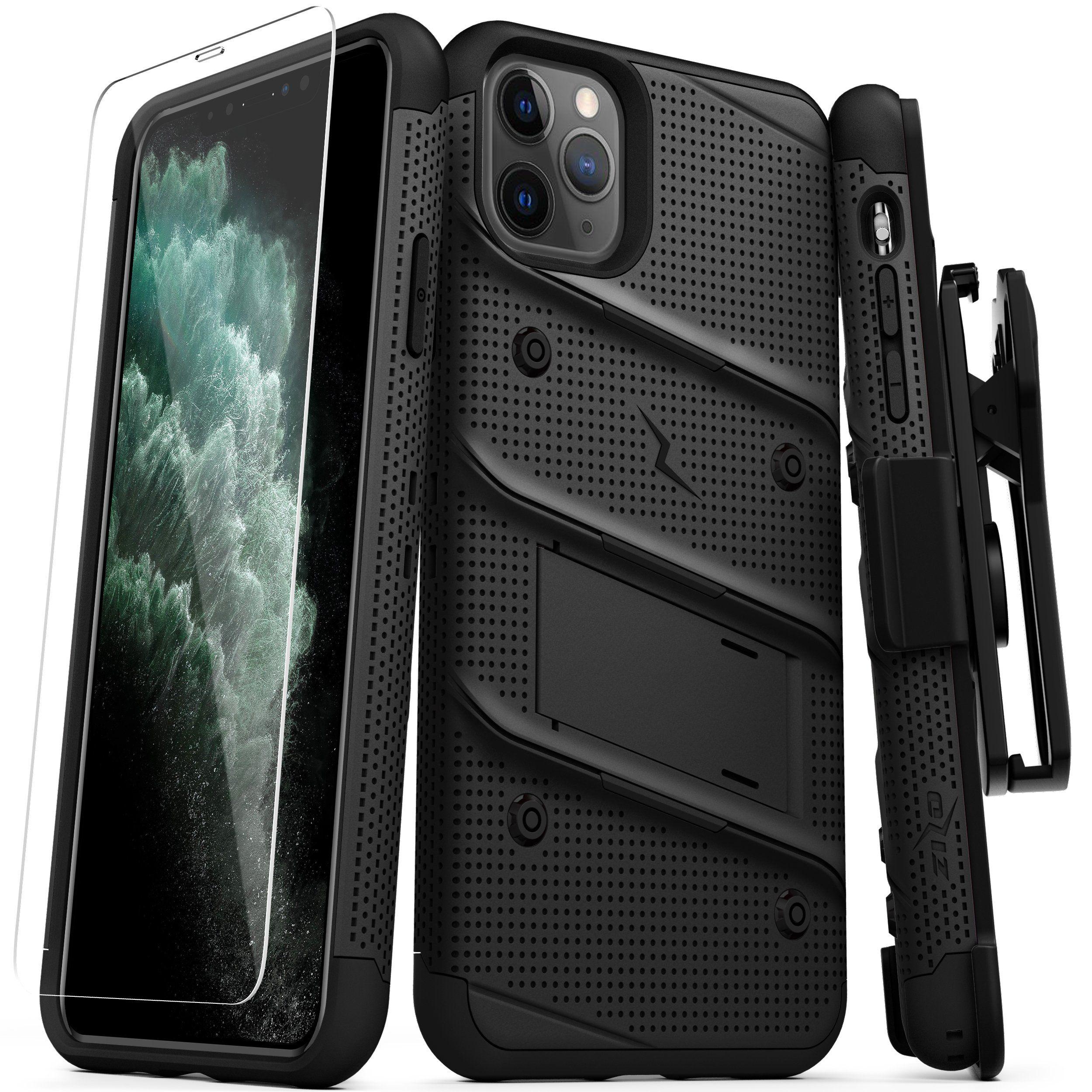 Apple iphone 11 pro max zizo bolt heavy duty rugged case