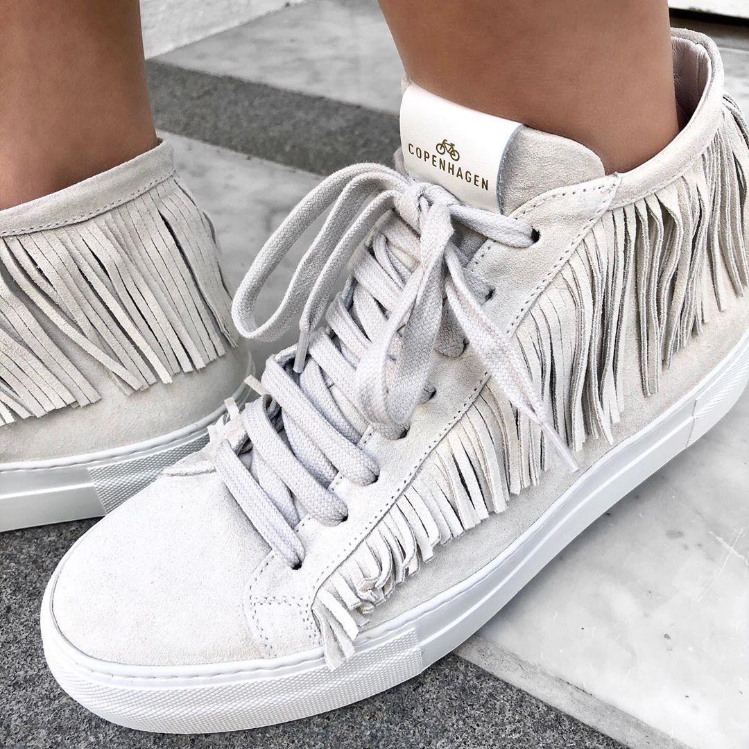 Footwear Copenhagen Mit Fransen Dieser Sneaker Von Ist Mega tsdhQCr