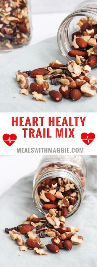 Heart Healthy Trail Mix