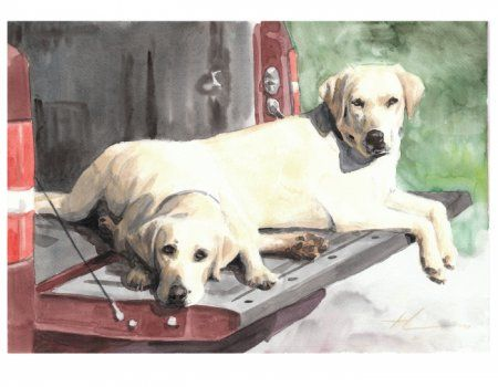 Mike Theur   WATERCOLOR