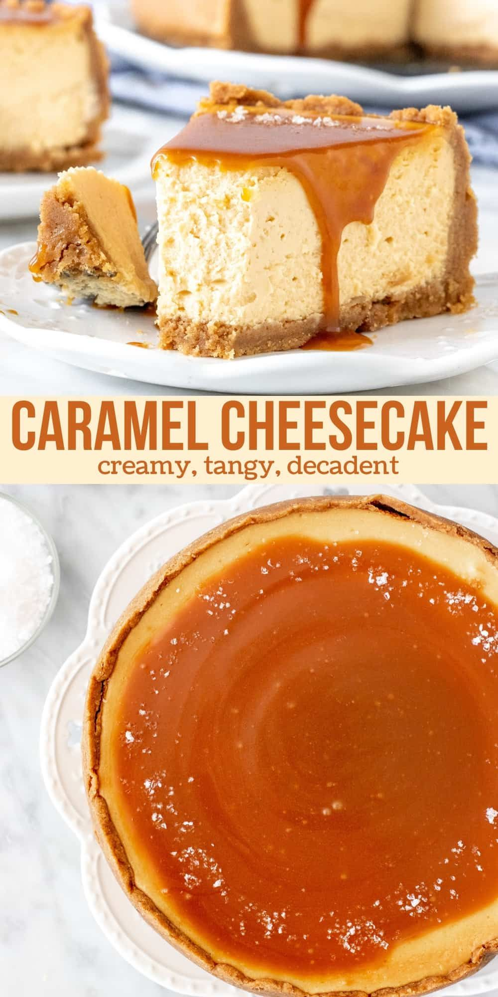 Caramel Cheesecake Recipe In 2021 Easy Cheesecake Recipes Caramel Cheesecake Caramel Cheesecake Recipes