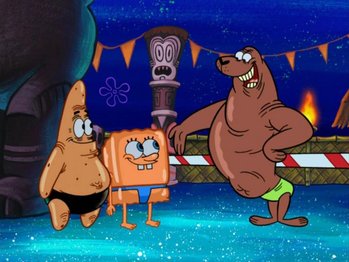 Sun Bleached Spongebob Spongebob Funny Best Cartoon Shows