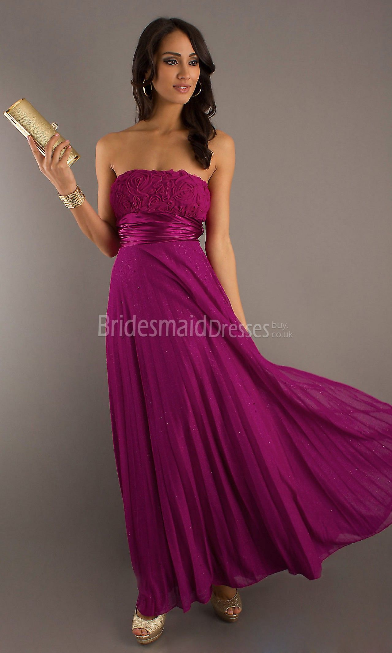 purple bridesmaid dresses | Wedding: Dresses, Receptions, Etc ...