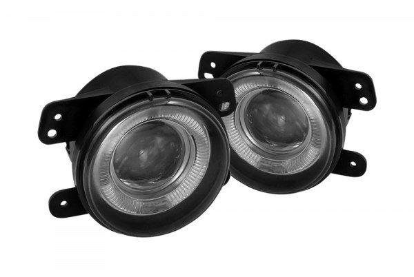 Spyder® - Smoke Halo Projector Fog Lights