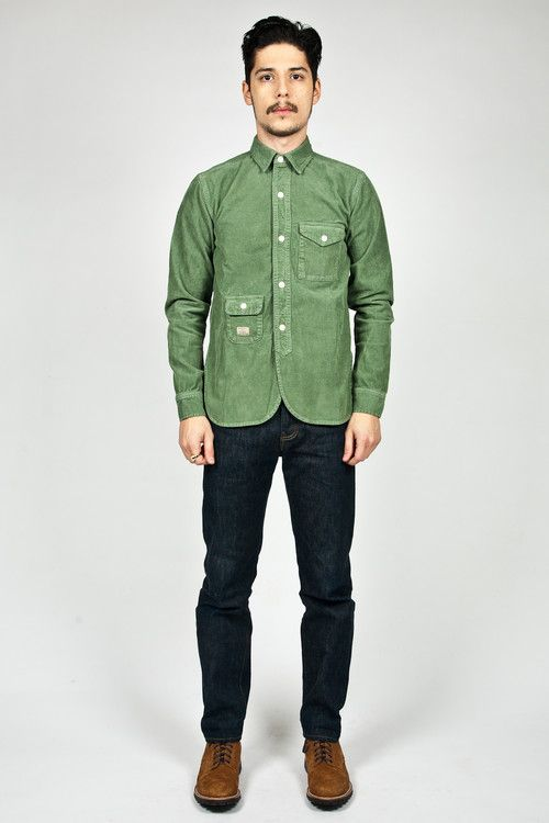 Still not over losing this!!! Han Kjobenhavn Army Shirt Pale Green
