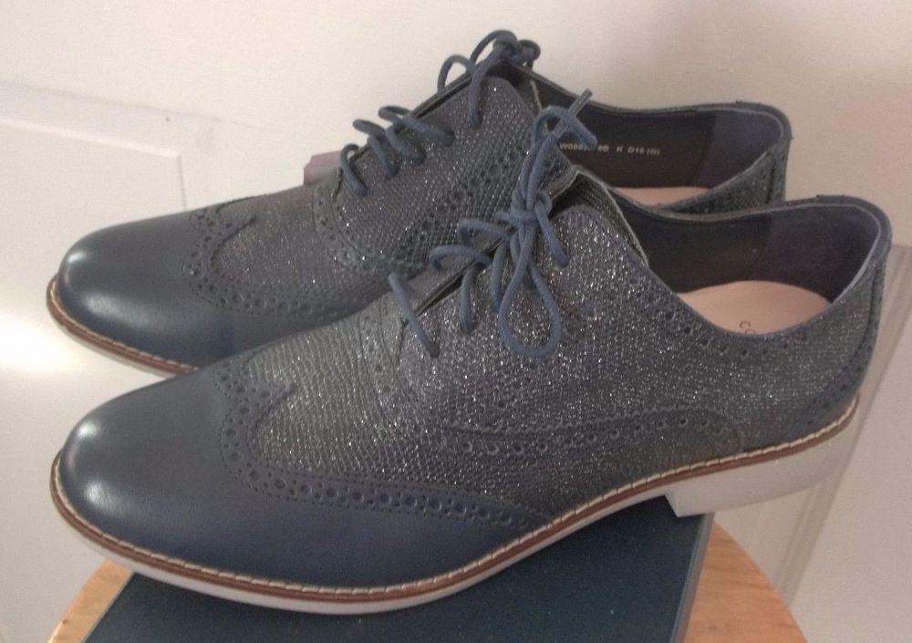 Maxu Boys Wingtip Leather Flats Classic Oxfords
