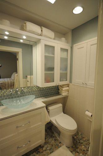 Pinsunita Ramnanan Maharaj On Home  Bathroom Cupboards Mesmerizing Building A Small Bathroom Decorating Design