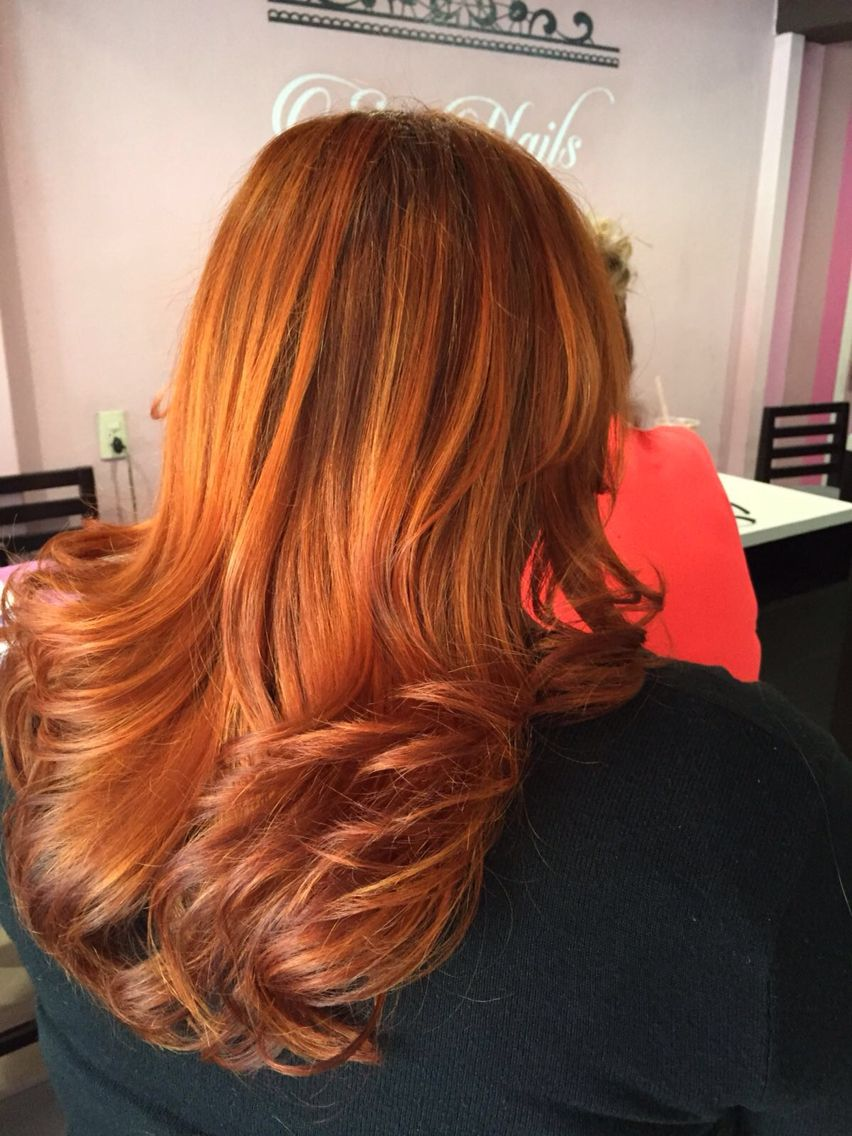 Love My New Hair Color Copper Red Carrot New