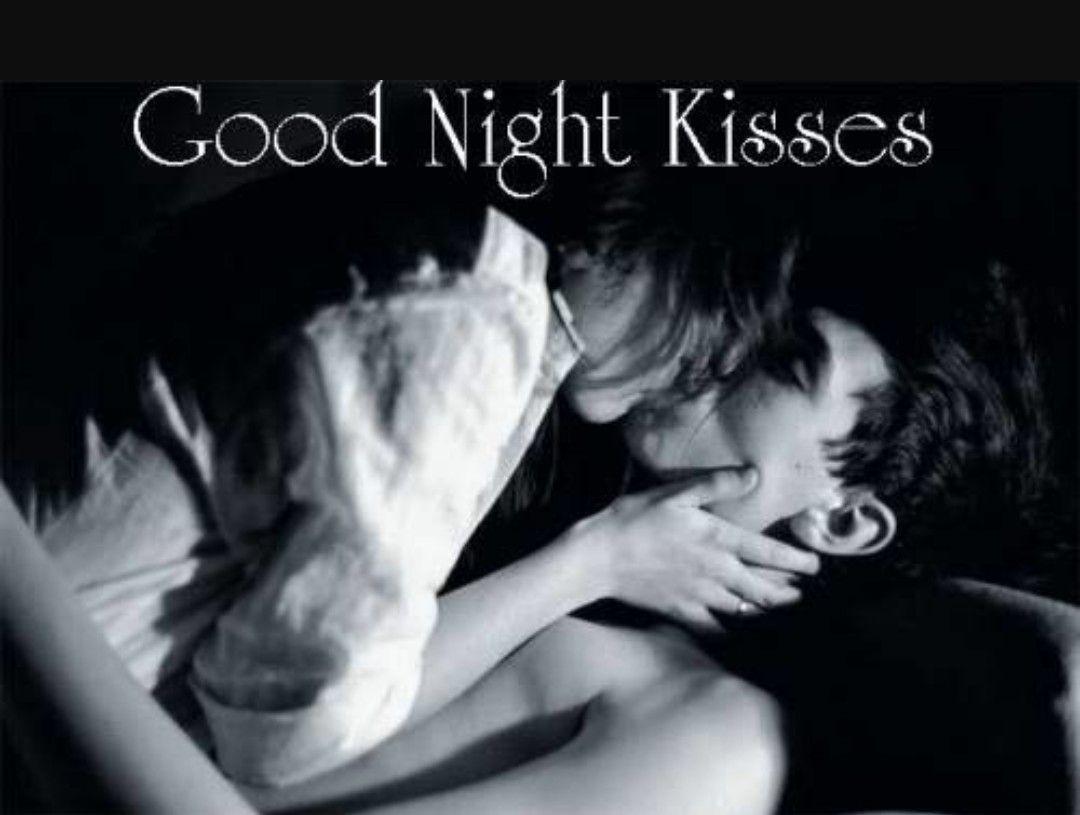Goodnight Romantic Good Night Good Night Kiss Couple Good