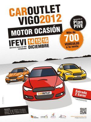El IFEVI acoge la feria de Destockaje del coche usado y de ocasión. Fechas 14, 15 y 16 de diciembre de 2012.