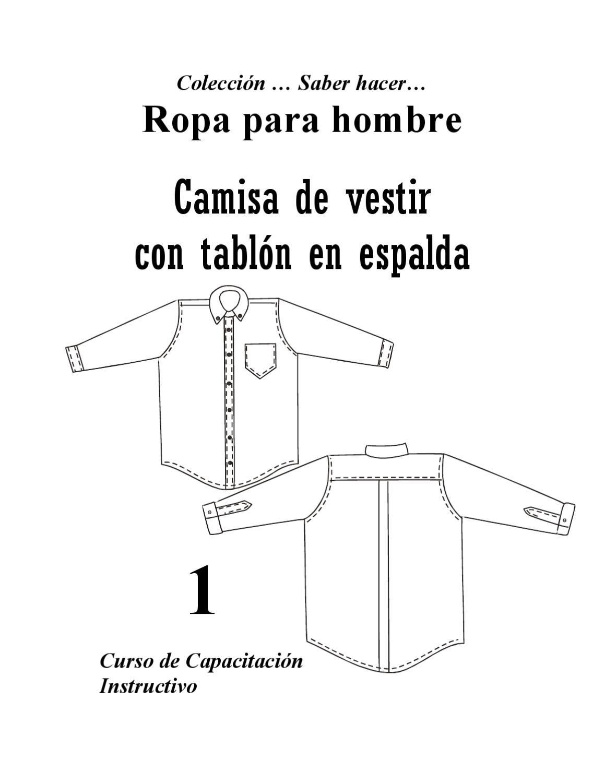 Procedimiento facil para hacer camisas | moda | Pinterest | Costura ...