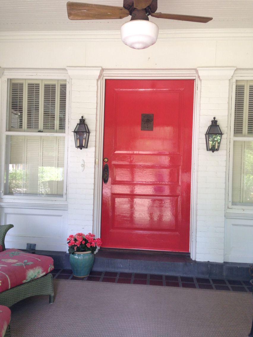 High Quality Cornwallis Red | Benjamin Moore | Williamsburg