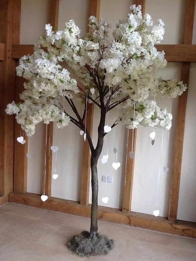 Artificial Cherry Blossom Tree Decoracao Com Flores Decoracao Floral Decoracao Casamento Rustico
