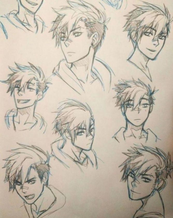 Cartoon Faces Anime Drawings - #anime #cartoon #drawings #faces - #CartoonFaces