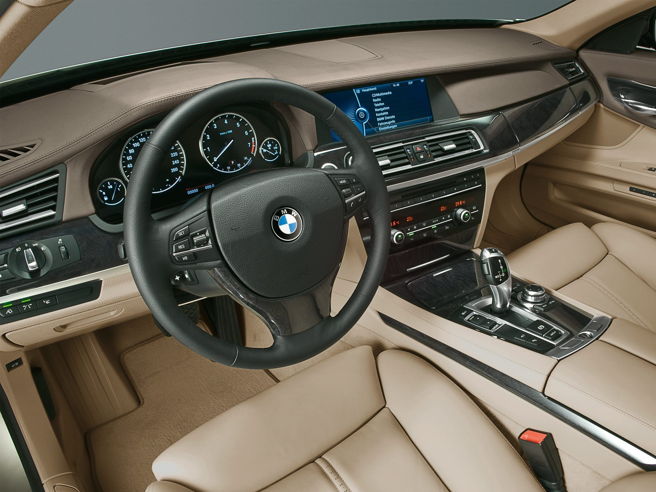 BMW 750Li BMW Pinterest