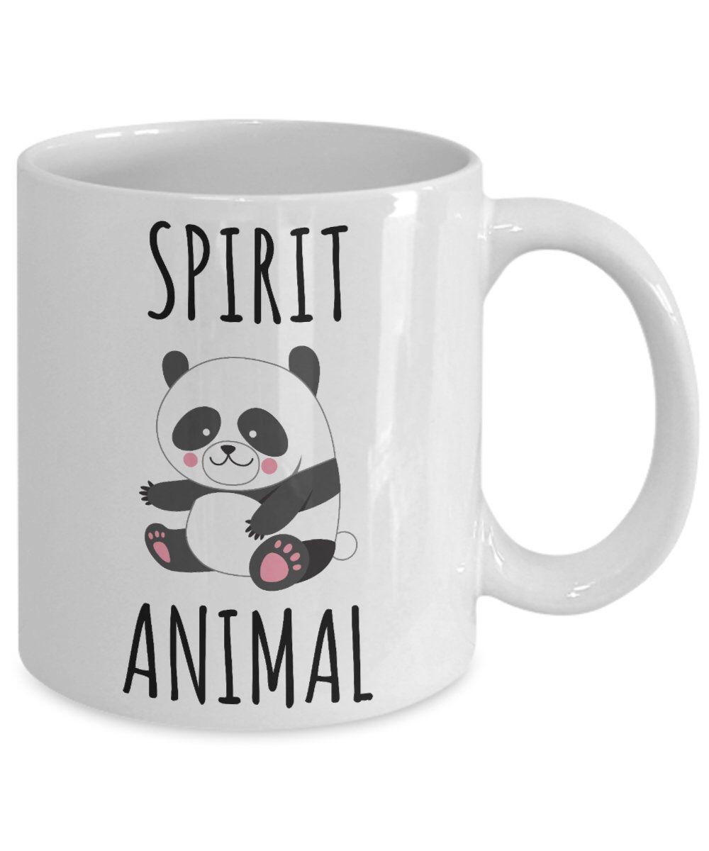 photo about Printable Mugs titled Panda Mug Panda Items My Spirit Animal Mug Panda Partner Present