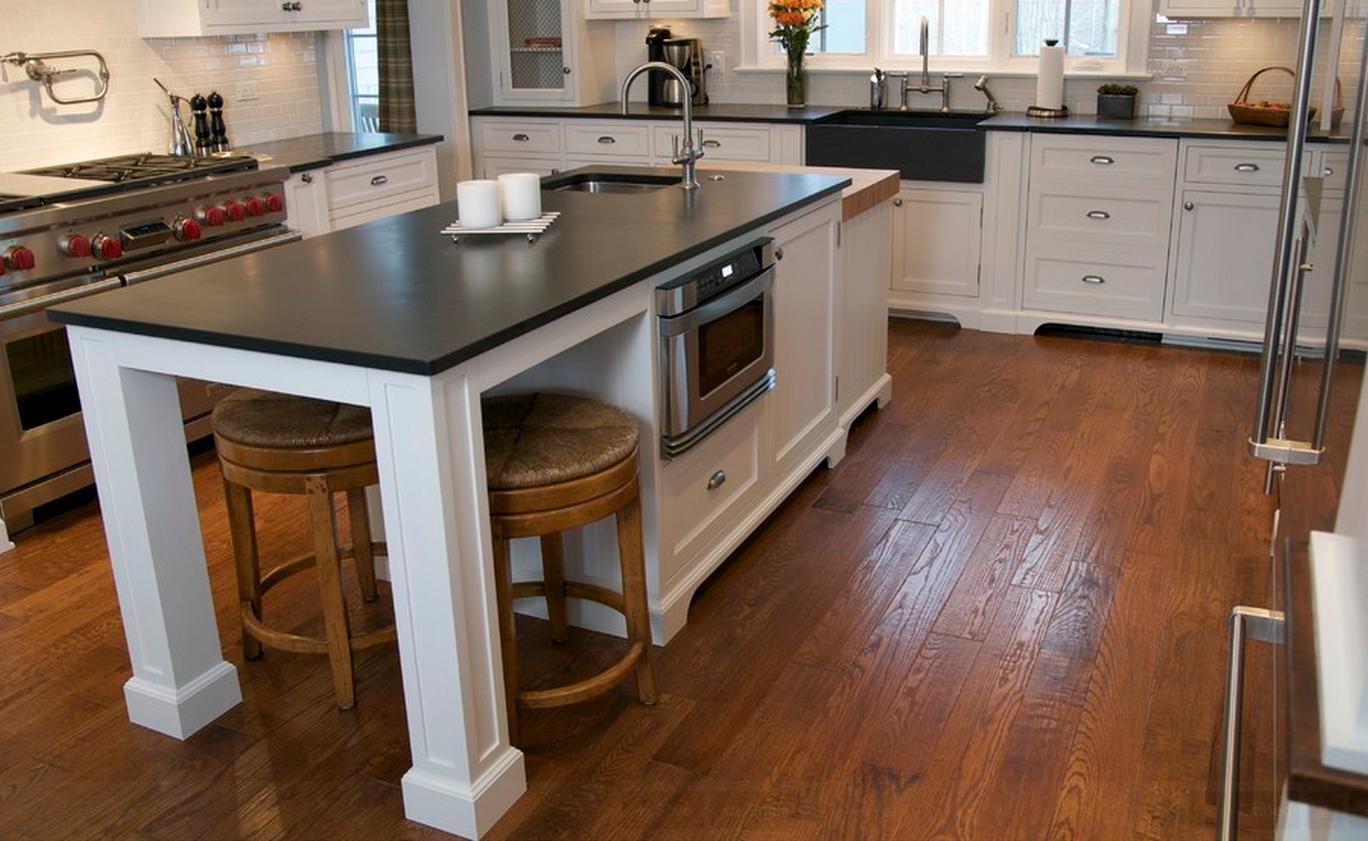 Unsere natürliche Schiefer-Arbeitsplatten sind eine ausgezeichnete Wahl für Ihre Küche.