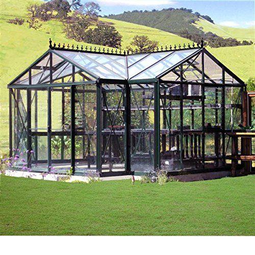 Amazon Com Royal Victorian Orangerie 10 X 16 Greenhouse 400 x 300