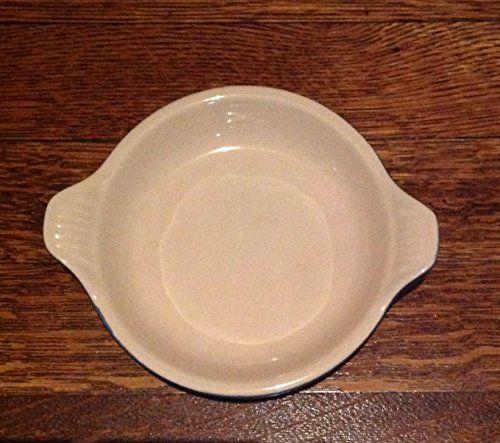 Le Creuset Heritage Mini Pete 13 Cm Creme Brulee Dish Cobalt Click For Special Deals Lecreuset