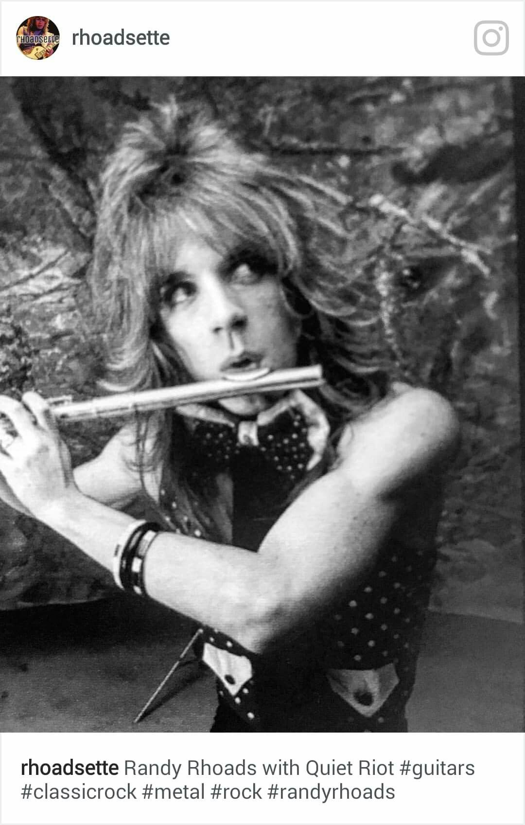 Randy Rhoads......... (With images) Heavy metal music