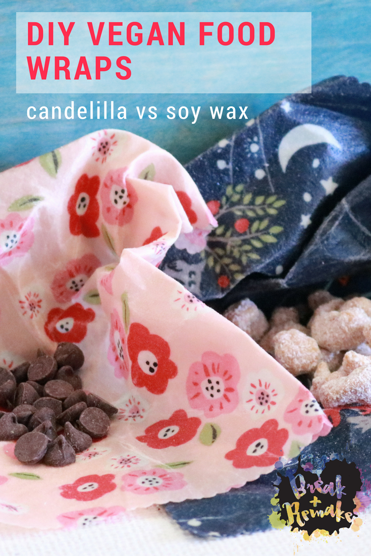 Candelilla Versus Soy Wax Which Makes A Better Food Wrap