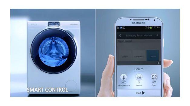 Neue Massstabe In Design Komfort Und Benutzerfreundlichkeit Samsung Waschmaschine Neues Samsung