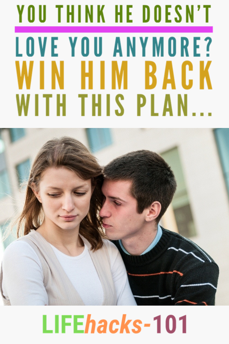 How to Win Him Back | Dating tips for women, Love your