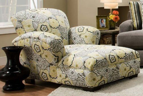 Chelsea Home Furniture 527815 Pansy Chaise Lounge In Ava