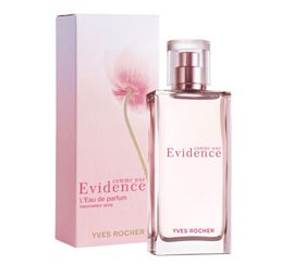 Yves Rocher Evidence Parfüm Edp 50 Ml Cosmetics And Fashion