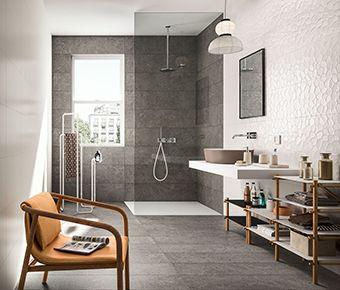 Ciot Habitat Murs Et Dosserets Color Code Color Code Salle De Bains Bois Et Pierre Salle De Bain Bois Salle De Bains Moderne