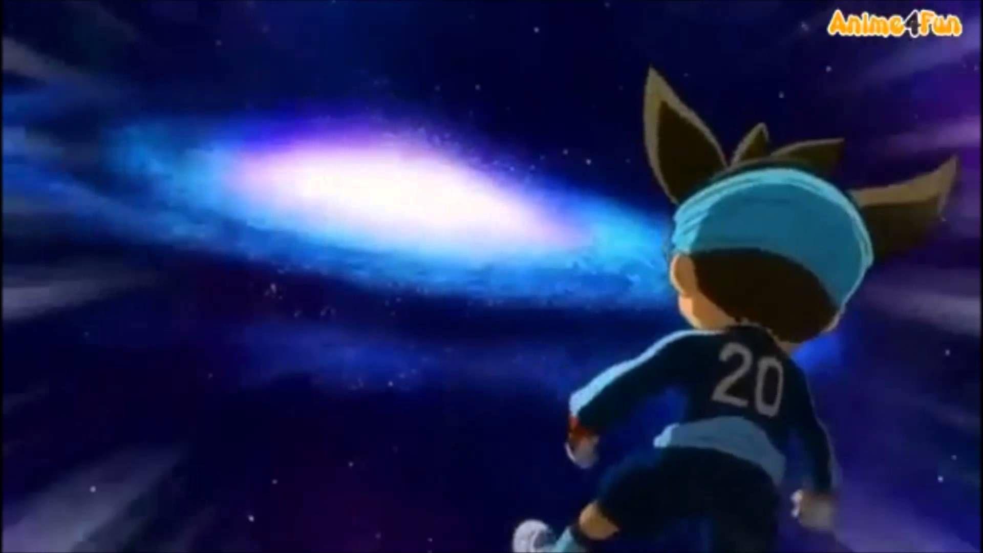 Inazuma Eleven Go Galaxy All Hissatsu Episode 39 目 イナズマ