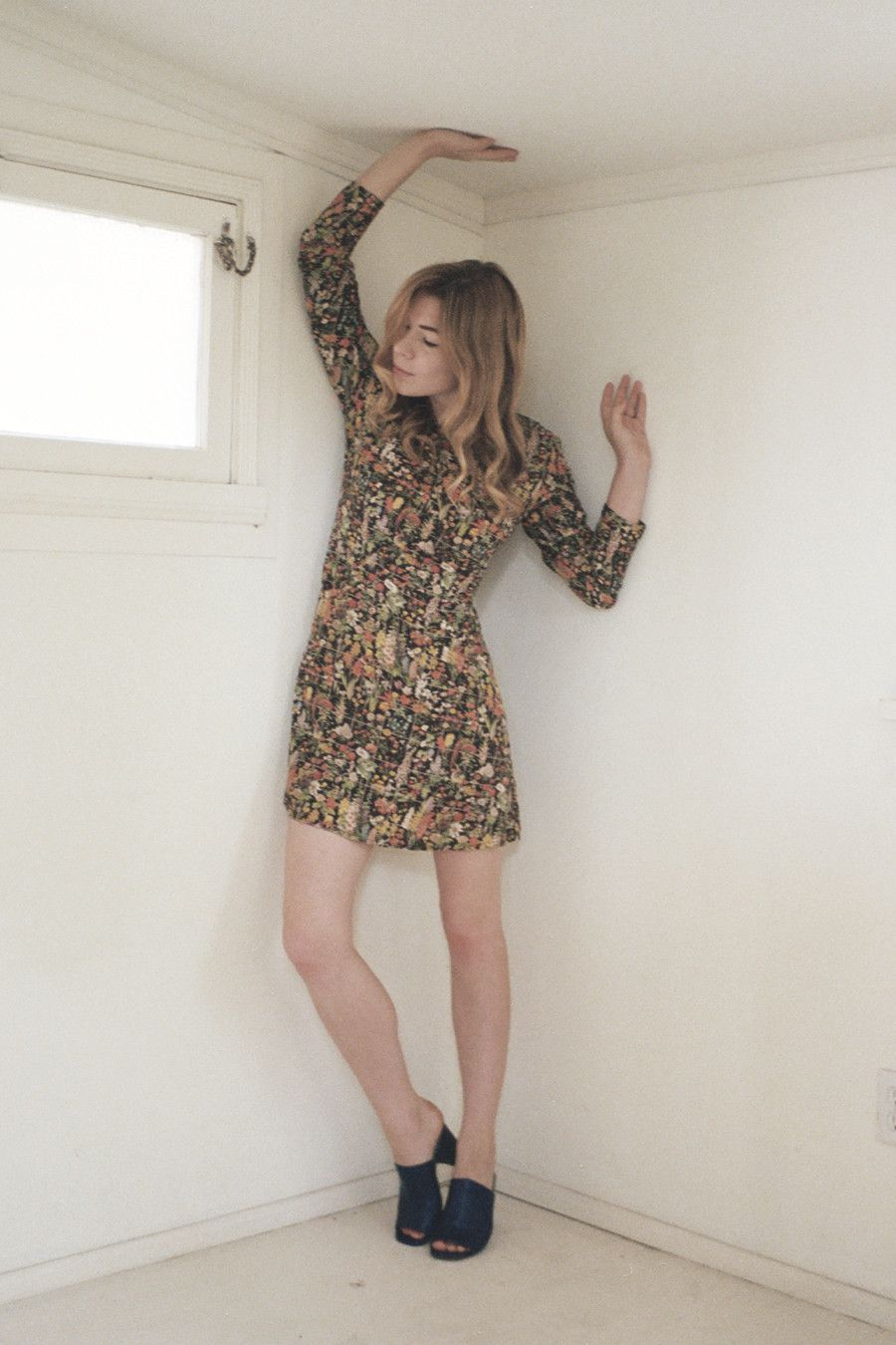 Samantha pleet galaxy dress long