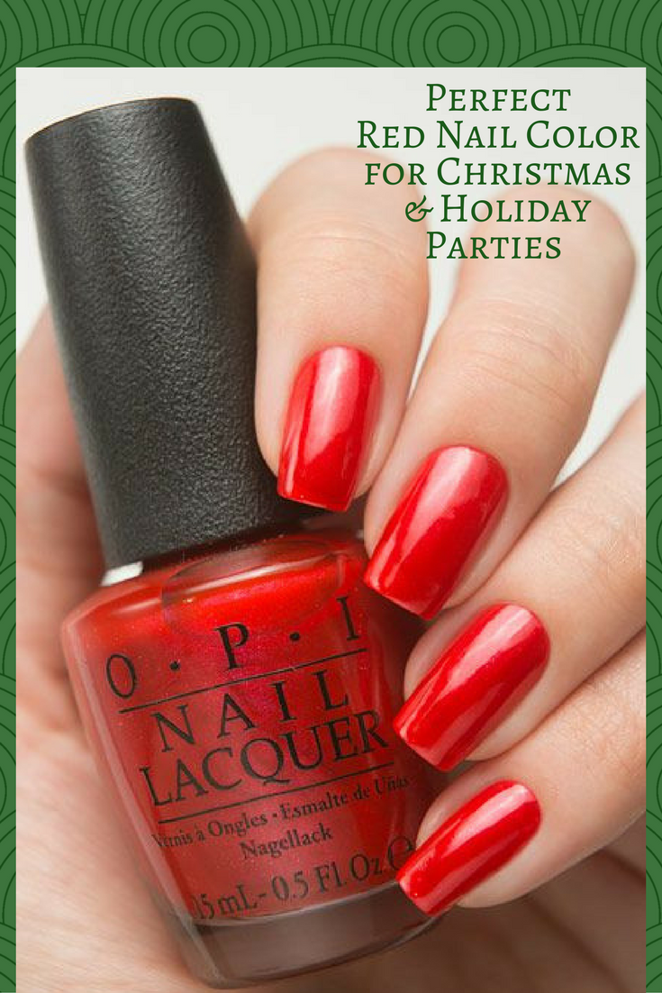 Opi Venice Nail Lacquer Collection Gimme A Lido Kiss At Ulta Christmas Nailart Holidayfashion Style Gimmealidokiss Affiliate