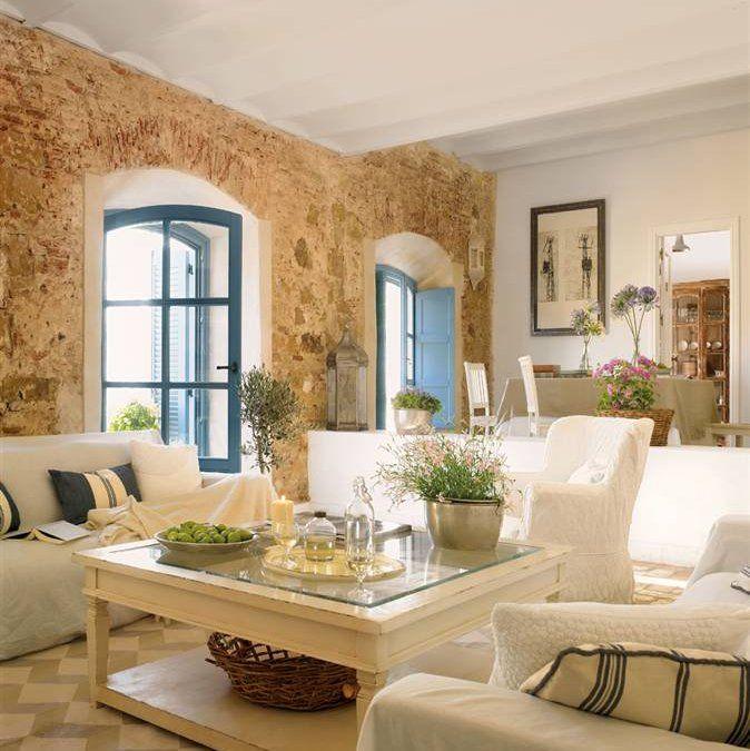 10 expertos y una misi n decorar tu sal n salones for Como decorar las paredes de un salon