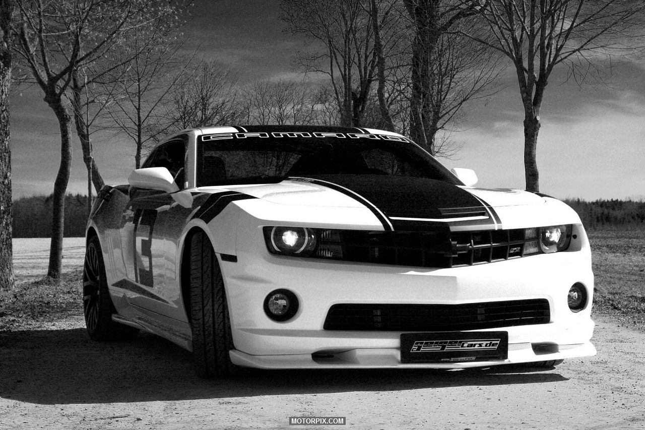 Wallpapers camaro ss geigercars chevrolet pic hd 1280x853px