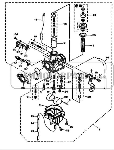 Pin On Carburetor Diagram