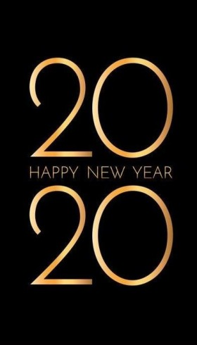 Happy New Year 2020 Most Popular Images Wishes Quotes Greetings Happyshappy India Happy New Year Wallpaper New Year Pictures Happy New Year Greetings