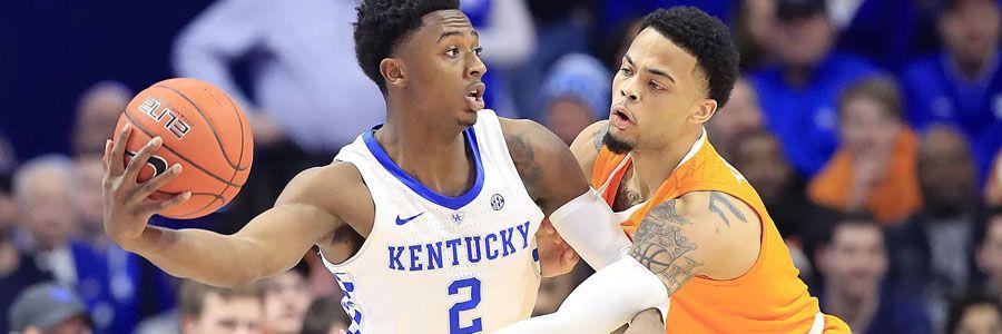 NCAAB Kentucky vs Tennessee NCAA Basketball Odds & Expert Pick