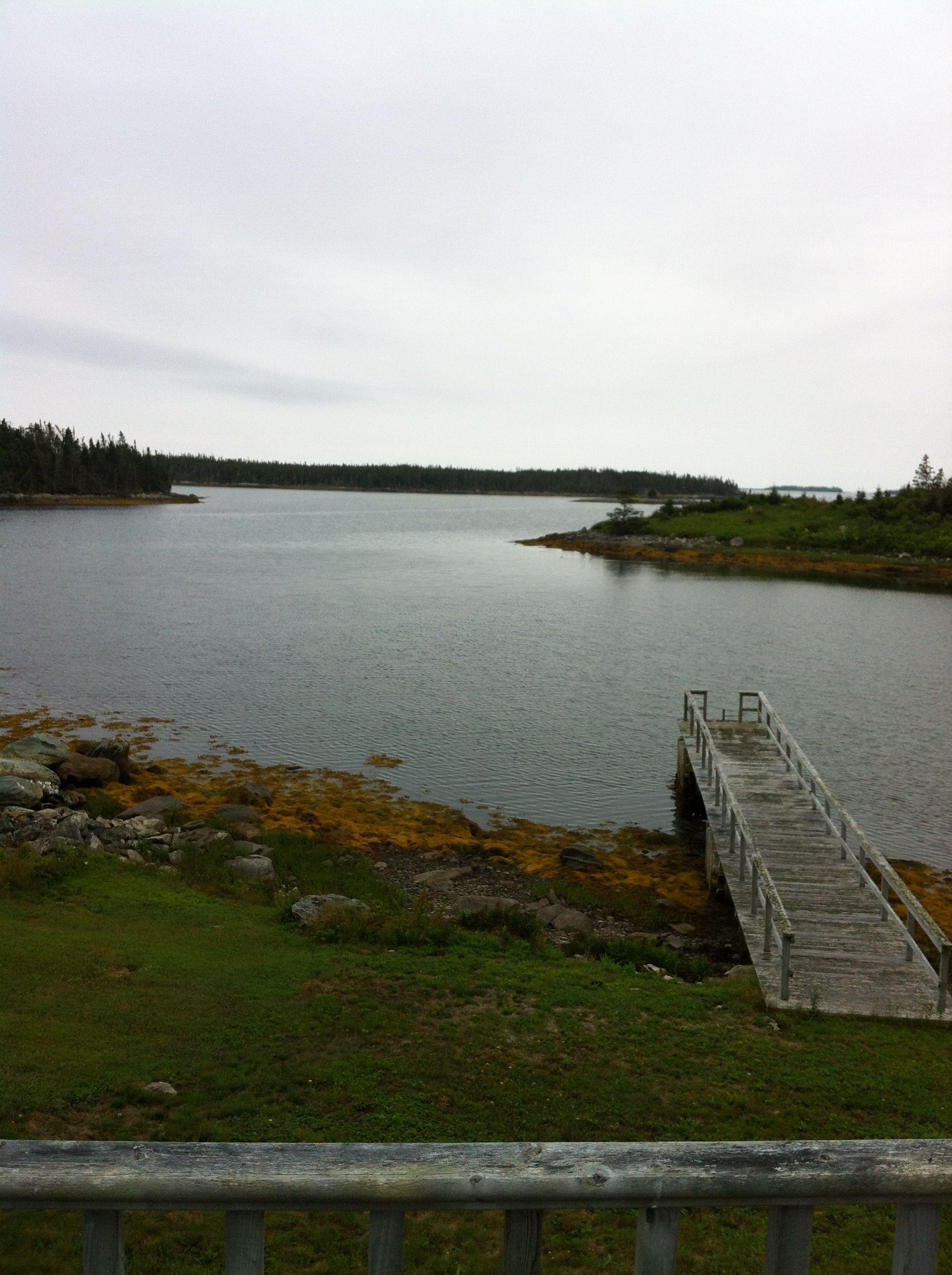 Home away from home in Nova Scotia | Nova scotia, Rustic ...