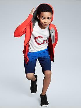 94cc8b20011 Kids Clothing: Boys Clothing: looks we love GapFit | Gap | SPORTS ...