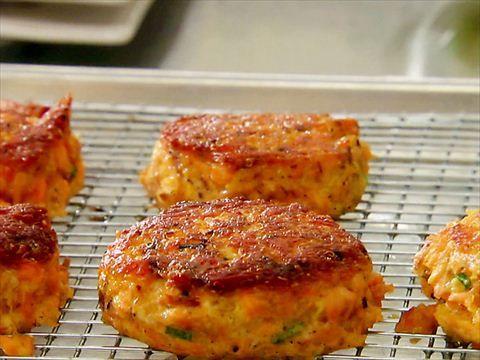 Salmon Cakes Recipe With Flour