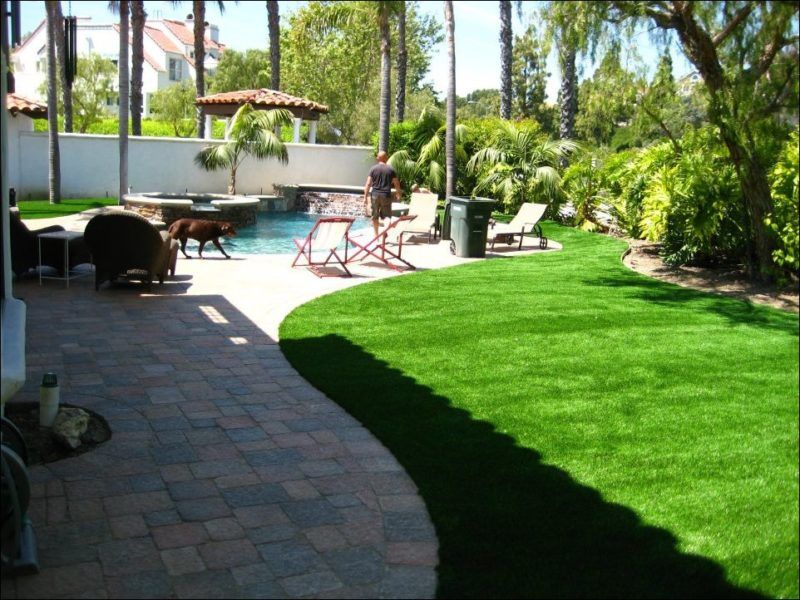 Cost Of Turf Backyard - Cost Of Turf Backyard Cheapest Way To Build A Backyard Basketball