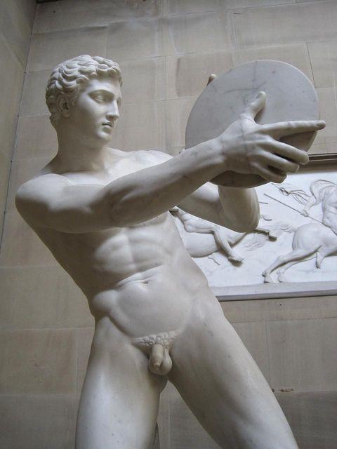 Naked greek statue guys, joanie chyna nude
