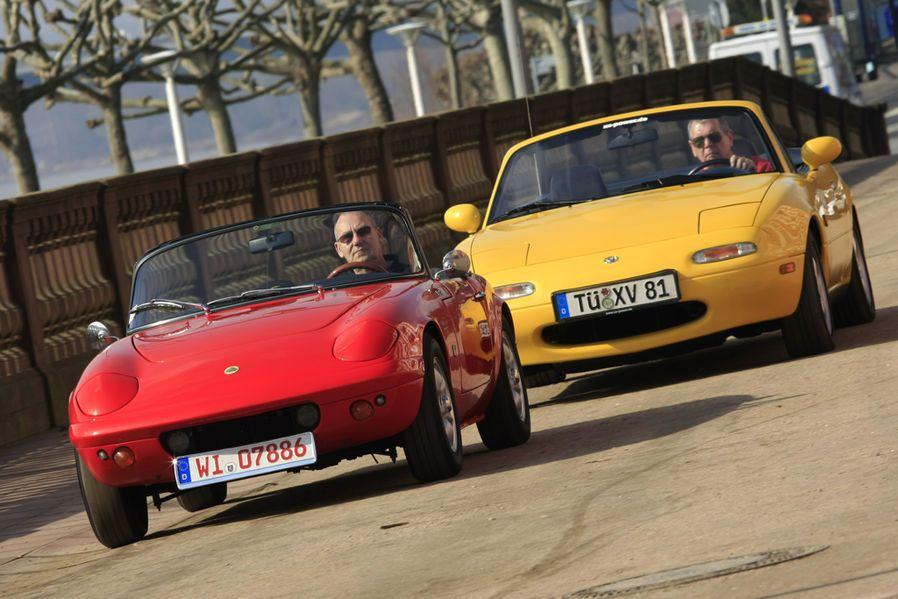 Lotus Elan S2 Mazda Mx 5 Na6 Naロードスター ユーノスロードスター Nd ロードスター